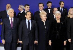 Chủ tịch quốc hội châu Âu và các nhà lãnh đạo châu Âu- 21.12.2011