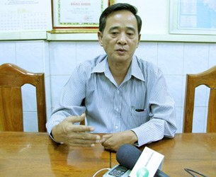 Ông Châu Văn Chi, Chủ tịch Tổng hội người Campuchia gốc Việt Nam trả lời phỏng vấn RFA chiều ngày 13/5/2014