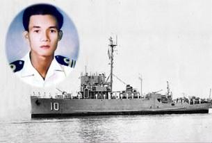 Cố Thiếu tá Hải Quân Ngụy Văn Thà, Hạm trưởng Hộ tống hạm Nhật Tảo HQ 10, hy sinh vì tổ quốc trong trận hải chiến Hoàng Sa năm 1974.