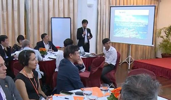 Hội thảo tham vấn các bên liên quan của Việt Nam và Hà Lan về Chương trình Chuyển đổi Nông nghiệp vùng Đồng bằng sông Cửu long, tổ chức vào sáng ngày 2/12/2019 tại thành phố Cần Thơ.