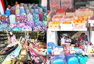 Hàng Trung Quốc tràn ngập thị trường Việt Nam