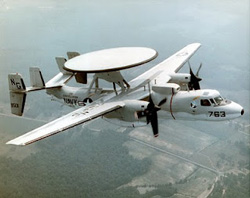Phi cơ tuần thám điện tử EC-2C Hawkeye của hãng Northrop Grumman, Hoa Kỳ - USmilitary.com photo