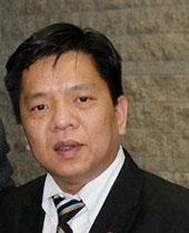 Anh Trần  Thiên Ái chụp tại Ottawa năm 2011. Photo from Thien Ai