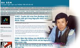 Ông Nguyễn Hữu Vinh - chủ trang web Basam.info