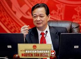 Thủ tướng Nguyễn Tấn Dũng (nguyentandung.org)