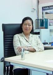 Tiến sĩ Nguyễn Thị Kim Oanh của Viện Kỹ Thuật Châu Á AIT ở Thái Lan