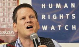 Ông Phil Robertson, Phó Giám đốc phụ trách châu Á của Tổ chức Theo dõi Nhân quyền. AFP