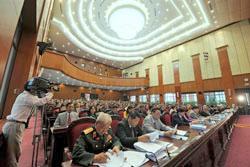 Quang cảnh một kỳ họp quốc hội. AFP photo