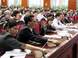 Ngày 21 tháng 6 vừa qua quốc hội Việt Nam đã biểu quyết thông qua Luật Biển. (Source VTV9)