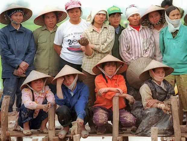 Công nhân Việt Nam (minh họa)