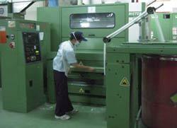 Công nhân Việt đang làm việc trong công ty dệt Pabril - Malaysia. Ảnh minh họa, RFA photo