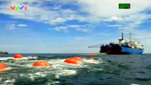 Tàu Binh Minh 02 của Tập đoàn Dầu khí Quốc gia