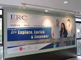 Công ty TNHH nghiên cứu và giáo dục Việt Nam (ERC), một trong các cơ sở giáo dục bị yêu cầu rút giấy phép. Source: Vietnamnet