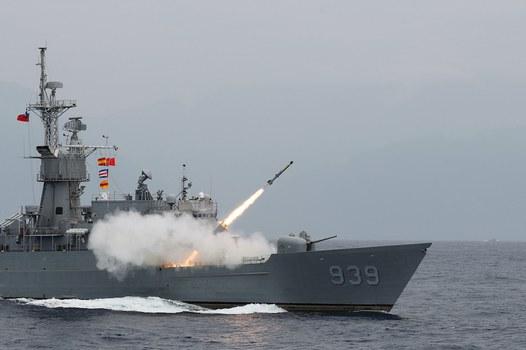 Hình minh hoạ. Quân đội Đài Loan tập trận ở Hualien hôm 22/5/2019