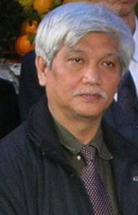 Ông Dương Trung Quốc, Tổng thư ký Hội Khoa học Lịch sử Việt Nam. RFA file