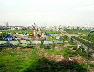 Một khu đất nông nghiệp chuyển thành đất ở