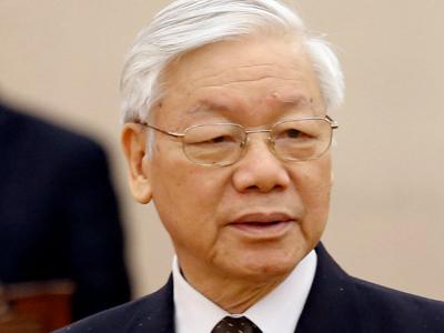 Chủ tịch nước Việt Nam Nguyễn Phú Trọng
