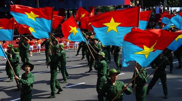 Hình minh hoạ. Lễ kỷ niệm 40 năm kết thúc cuộc chiến ở Sài Gòn hôm 30/4/2015