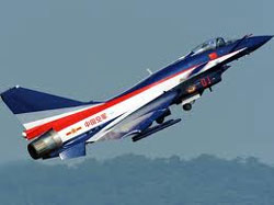 Chiến đấu cơ J-10 Thành đô của Trung Quốc- businessinsider photo