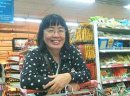 Cô giáo Huỳnh Thị Xuân Mai. Courtesy of danlambao