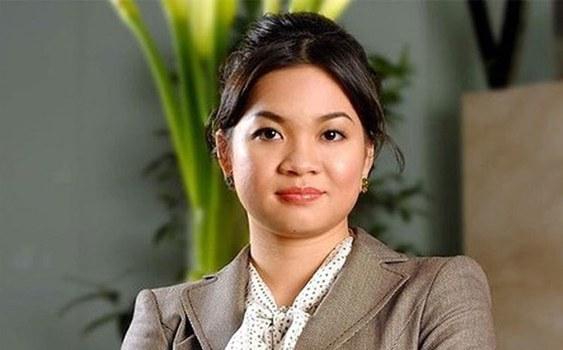 Bà Nguyễn Thanh Phượng, con gái nguyên Thủ tướng Nguyễn Tấn Dũng