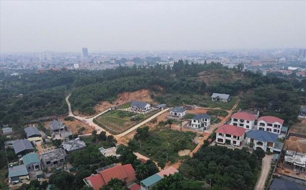 Vì sao tình trạng xây dựng trái phép trên đất rừng, đất nông nghiệp cứ tiếp diễn?