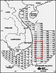 Trung Quốc cho khai thác dầu ngay trong vùng đặc quyền kinh tế thuộc thềm lục địa của Việt Nam