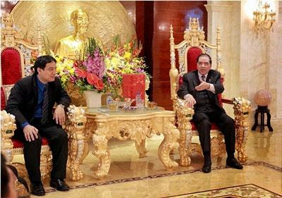 Tư gia của nguyên Tổng bí thư Ban chấp hành trung ương Đảng Cộng sản Việt Nam