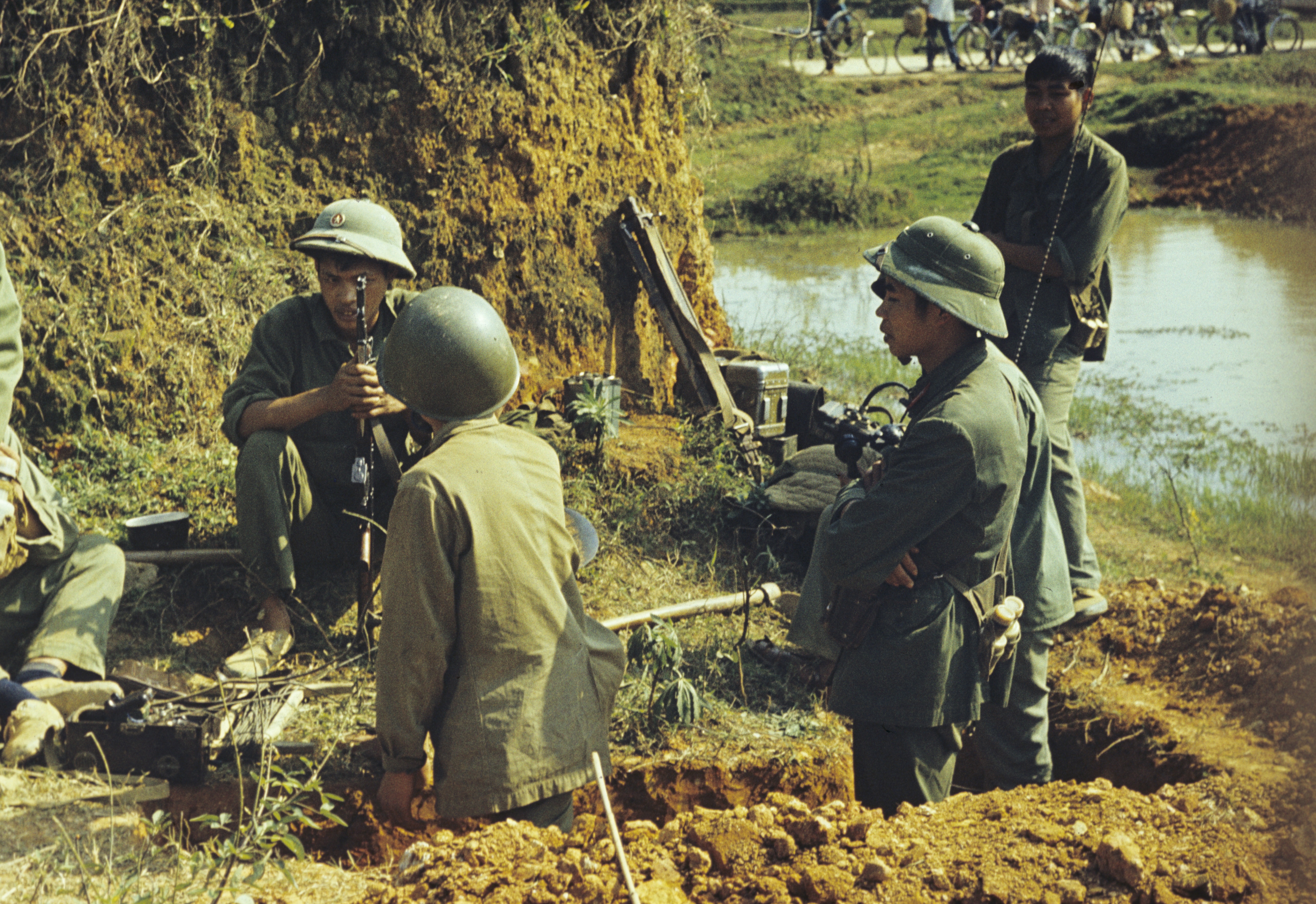 ... 17 tháng 2 năm 1979. AFP photo