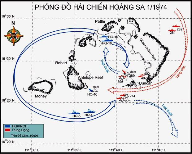 Việt Nam có vĩnh viễn mất Hoàng Sa vào tay Trung Quốc?