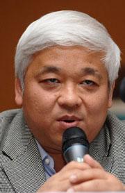 Ông Nguyễn Đức Kiên, một nhà tài phiệt trong giới ngân hàng Việt Nam. AFP