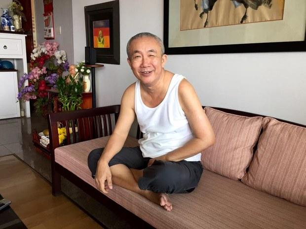 Nhà văn Nguyễn Quang Lập (blogger Quê Choa)