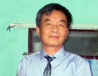 Cựu tù nhân chính trị- nhà văn Nguyễn Xuân Nghĩa (files photos)