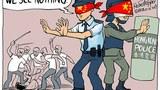 Cảnh sát Hong Kong bị chỉ trích vì phản ứng chậm