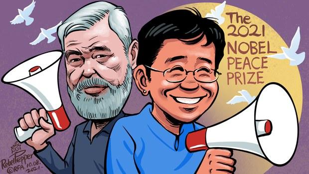 Giải Nobel cho những người cao quý