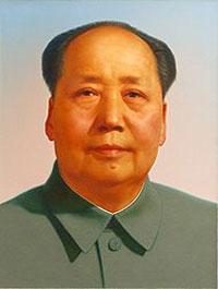 Ông Mao Trạch Đông (1893-1976). Chủ tịch Đảng cộng sản Trung Quốc nhiệm kỳ từ 1943 đến 9 tháng 9, 1976. Photo courtesy of Wikipedia.