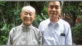 Ông Nguyễn Xuân Nghĩa (bên phải)