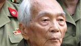 Đại tướng Võ Nguyên Giáp, năm 2005.