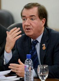 Dân biểu Ed Royce - Chủ tịch Ủy ban đối ngoại Hạ viện. AFP photo