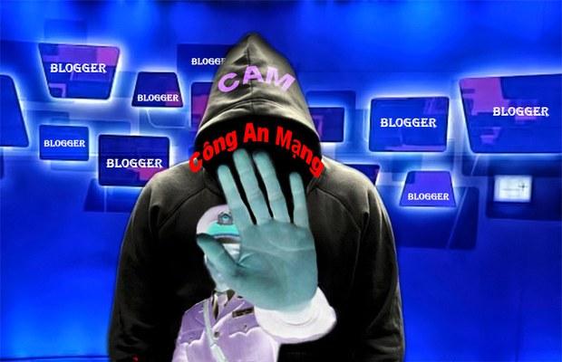 CAM, công an mạng. (Ảnh minh hoạ)