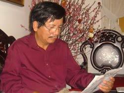 Nhà phê bình văn học Trần Mạnh Hảo