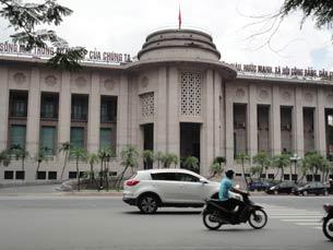 Trụ sở Ngân hàng Nhà nước Việt Nam, Hà Nội