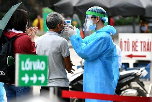 Ảnh minh họa. Việt Nam được thế giới đánh giá tốt về khống chế lây nhiễm COVID-19 trong cộng đồng.