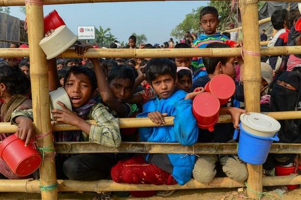 Hồi giáo Rohingya
