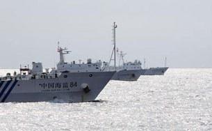 Nhiều tàu hải giám tối tân của Trung Quốc được đưa ra hoạt động trong vùng Biển Đông