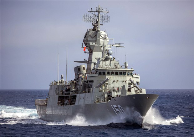 Úc và Ấn Độ tập trận chung ở Biển Đông