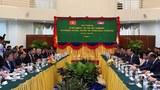 Cuộc họp của Ủy ban Hỗn hợp Campuchia-Việt Nam lần thứ 17 vào năm 2019 tại Phnom Penh.