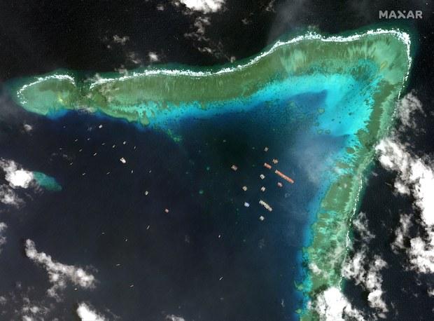 Sau Ba Đầu, Trung Quốc tuyên bố tập trận gần quần đảo Hoàng Sa
