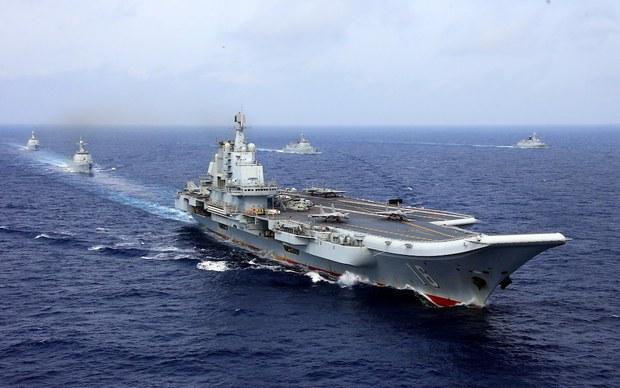 Trung Quốc hạ thuỷ ba tàu chiến hiện đại bổ sung vào hạm đội tàu ở Biển Đông