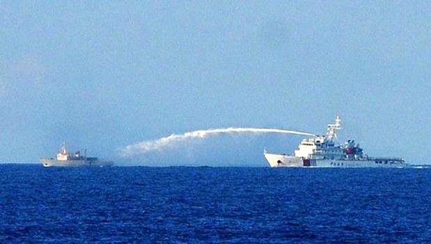Trung Quốc yêu cầu tàu nước ngoài khai báo khi vào 'lãnh hải' ở Biển Đông